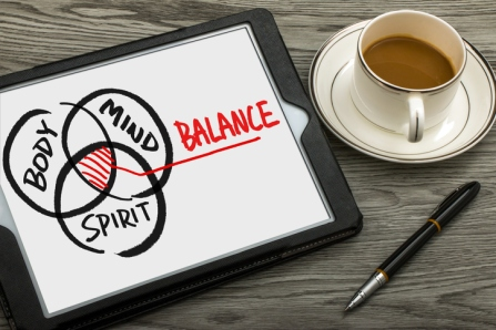 body mind spirit balance